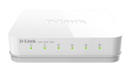 D-Link 5-Port Unmanaged Gigabit Switch