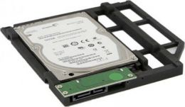 LMP Disk Doubler. Installation kit for 2. harddisk/SSD2.5 inch  (instaed of DVD drive) for MacBook and MB Pro Unibody