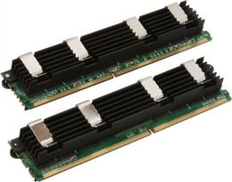 2X1GB  Ram for Mac ProDDR2 FB DIMM ECC. Must be installed in Pairs