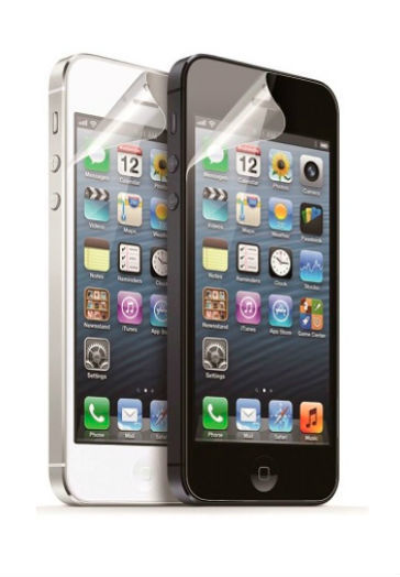 iPhone 5 Screen Protectors. Crystal Clear 2 Pack