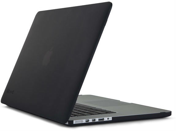 SeeThru Onyx Black Matte for 15 in MacBook Pro Retina Smart Shell