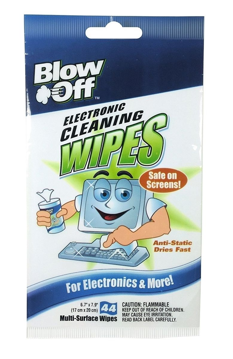Wipes for Electronic Cleaning and ScreenFor Phone, Displays, Computers etc.